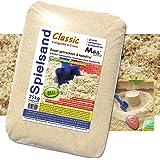 MGS SHOP 25 kg Spielsand TÜV geprüft TOP Qualität Quarzsand