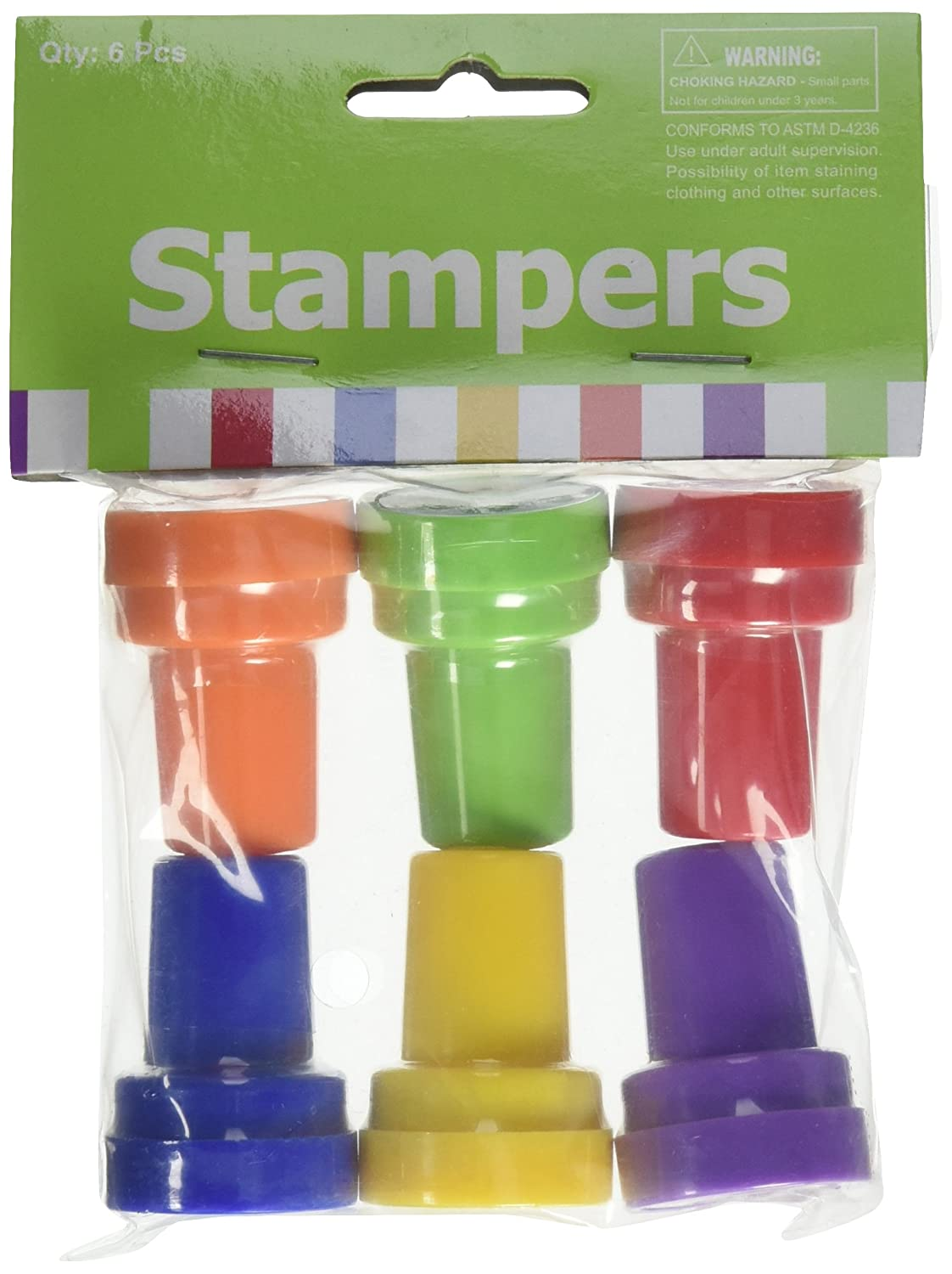 Fun Express 24 Paw Print Stampers Everready First Aid FNEIN-12//3660