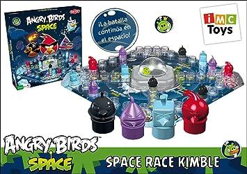 Angry Birds Juego Action Space Race, Juego de Mesa Infantil ...