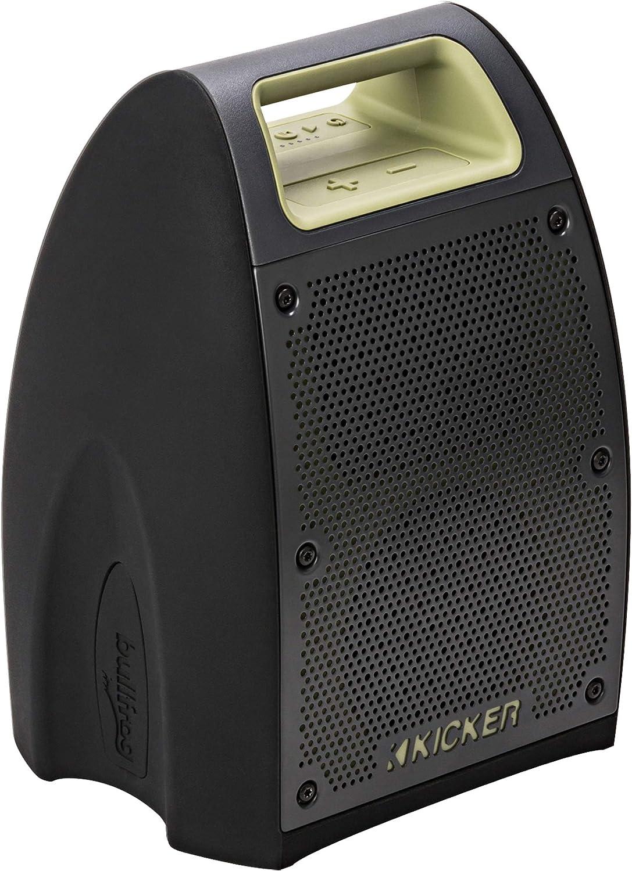 Kicker Bullfrog Bf400 Bluetooth Portable Outdoor Speaker
