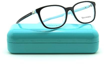 0ba99b385873d Amazon.com  Tiffany   Co. TF 2109-H-B Women Square Eyeglasses RX ...