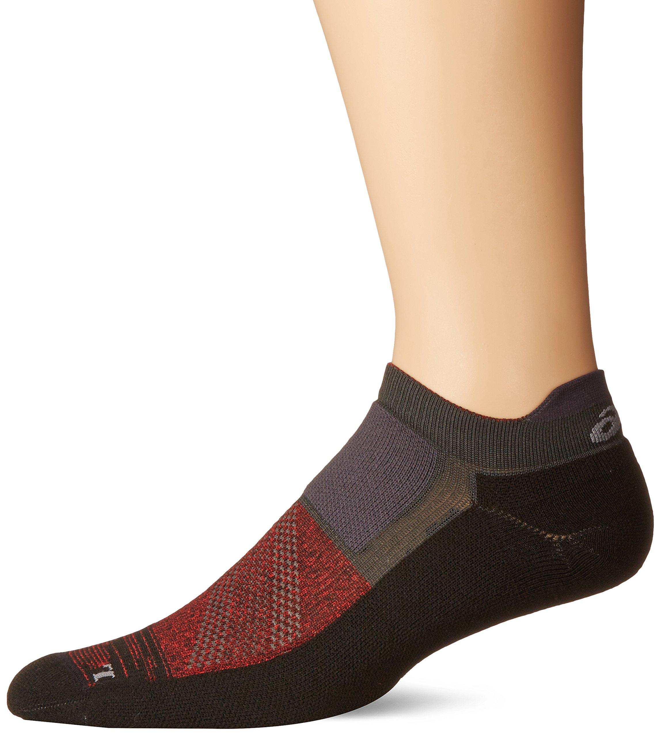 ASICS Fuzex Graffiti Cushion Single Tab Running Socks