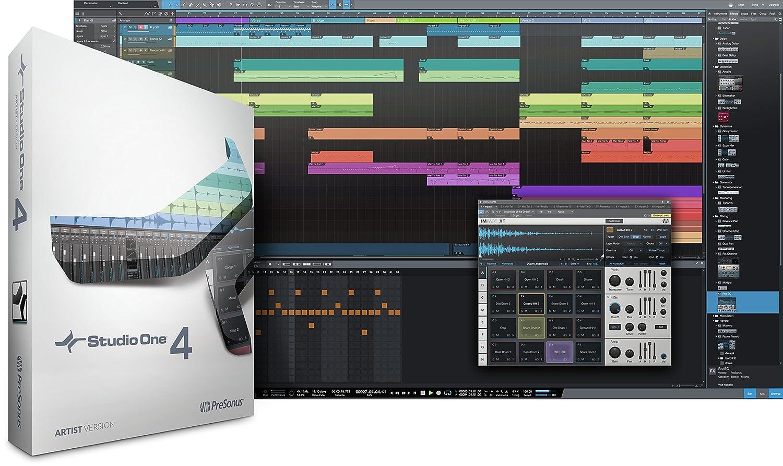 Controlador de pastillas de producci/ón y rendimiento PreSonus ATOM