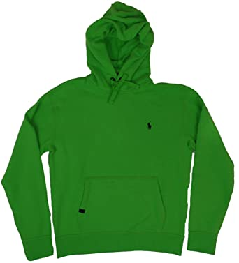 a73063664 Polo Ralph Lauren Men's Performance Pullover Pony Hoodie (XS) at Amazon  Men's Clothing store:
