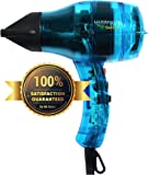 6th Sense Professional Ionic Hair Dryer Handcrafted in France for Europe's Top Salons, Dual Ion Generator Function Builds Shine & Volume