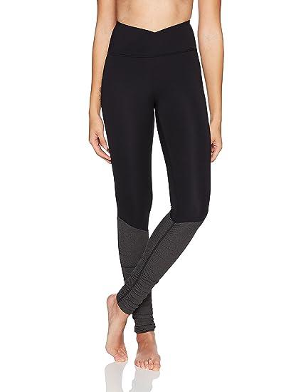 4544999667507c Core 10 Women's Icon Series - The Ballerina Yoga Leggings, Black, X-Small