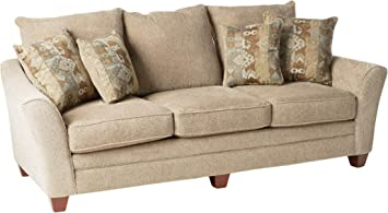 Amazon.com: Franklin Muebles 81140821325 Ashland (sofá ...