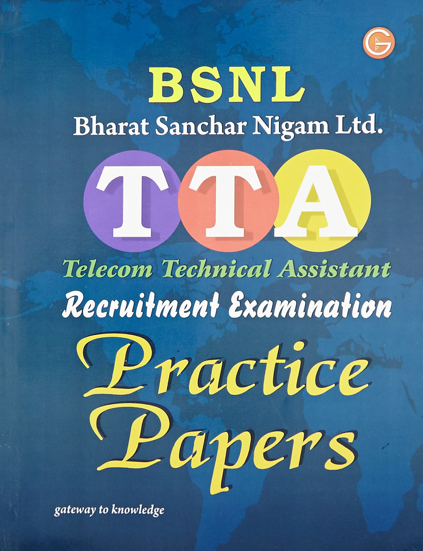 Pratice Papers Book Online at Low Prices in India | TTA (BSNL) Recruitment  Exam. Pratice Papers Reviews & Ratings - Amazon.in