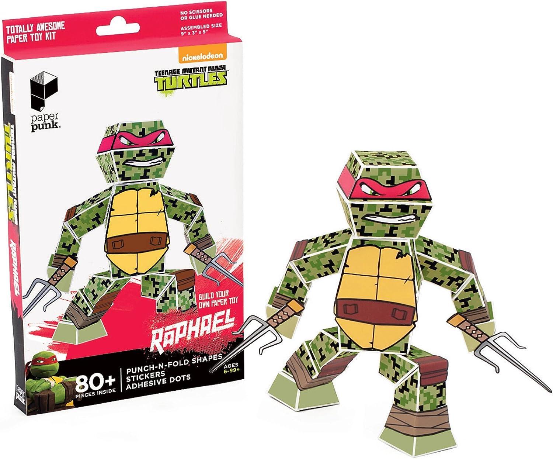 Amazon.com: Paper Punk Teenage Mutant Ninja Turtle TMNT ...