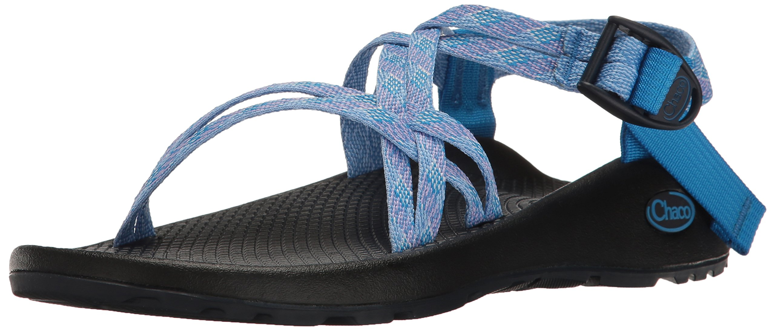 Chaco Women's ZX1 Classic Athletic Sandal, Braid Blue, 9 M US