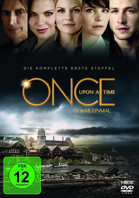 Once Upon a Time - Es war einmal ... Die komplette erste Staffel [Alemania] [DVD]