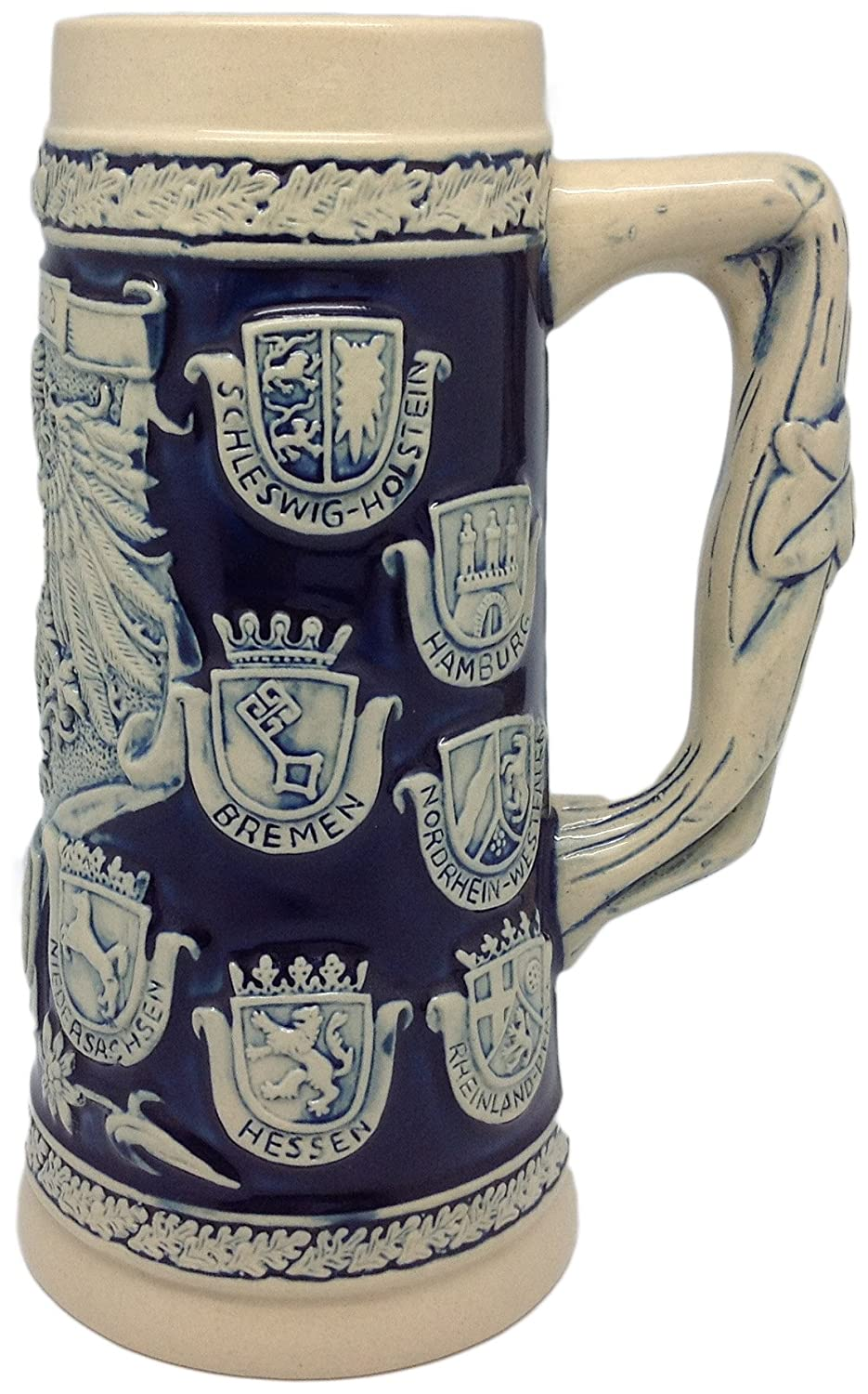 Germany Coats of Arms Collectible Beer Stein Essence of Europe Gifts E.H.G S4124