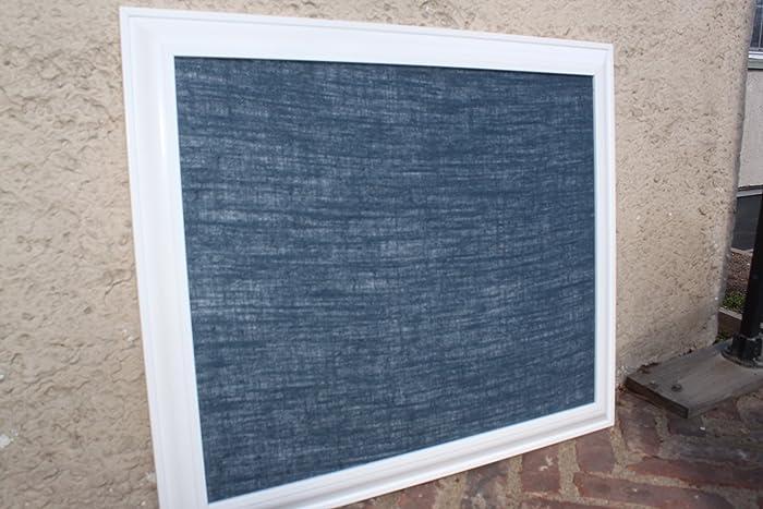 Amazon.com: MAGNETIC or CORK BOARD Bulletin Board Framed Magnetic ...