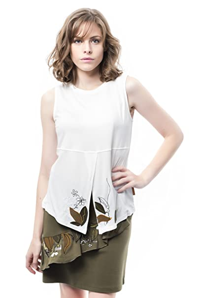 Camiseta Mujer Y Accesorios es Mamatayoe Ropa Amazon Para Almendro qtSWRW5B