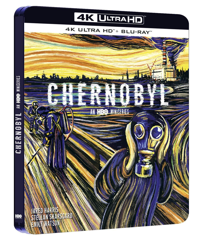 #Serie Chernobyl 4K Ultra HD + Blu-ray por 28,05€