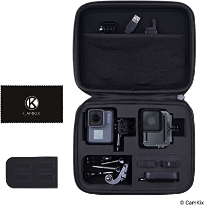 CamKix Case Compatible with GoPro Hero 7/6