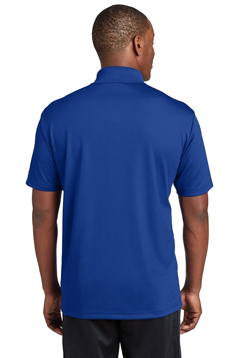 b597624a3 Amazon.com: Sport-Tek PosiCharge RacerMesh Polo. ST640: Clothing