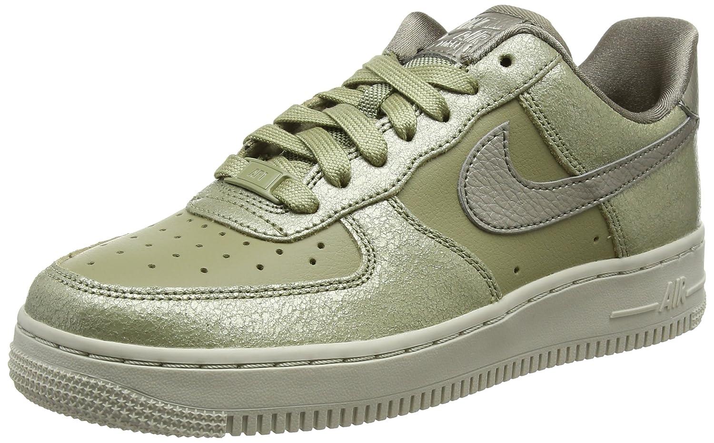 Nike W Air Force 1 '07 PRM, Zapatillas de Gimnasia para Mujer 42.5 EU|Verde (Neutral Olive/Bronzed Olive/Ne 200)