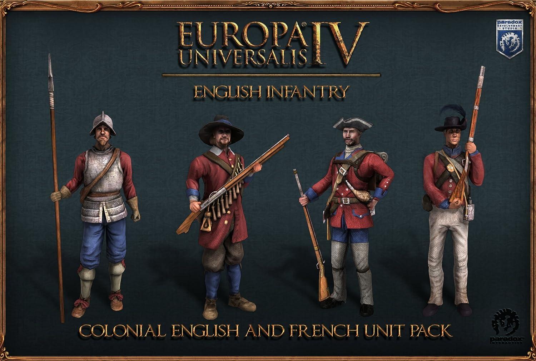 Amazon com: Europa Universalis IV: Colonial British and French Unit