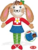 Betty Bunny 11.5 in. Soft Toy