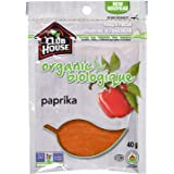 Club House, Quality Natural Herbs & Spices, Organic Paprika, 40g