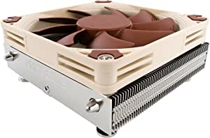 Noctua NH-L9i, Premium Low-Profile CPU Cooler for Intel LGA115x (Brown)