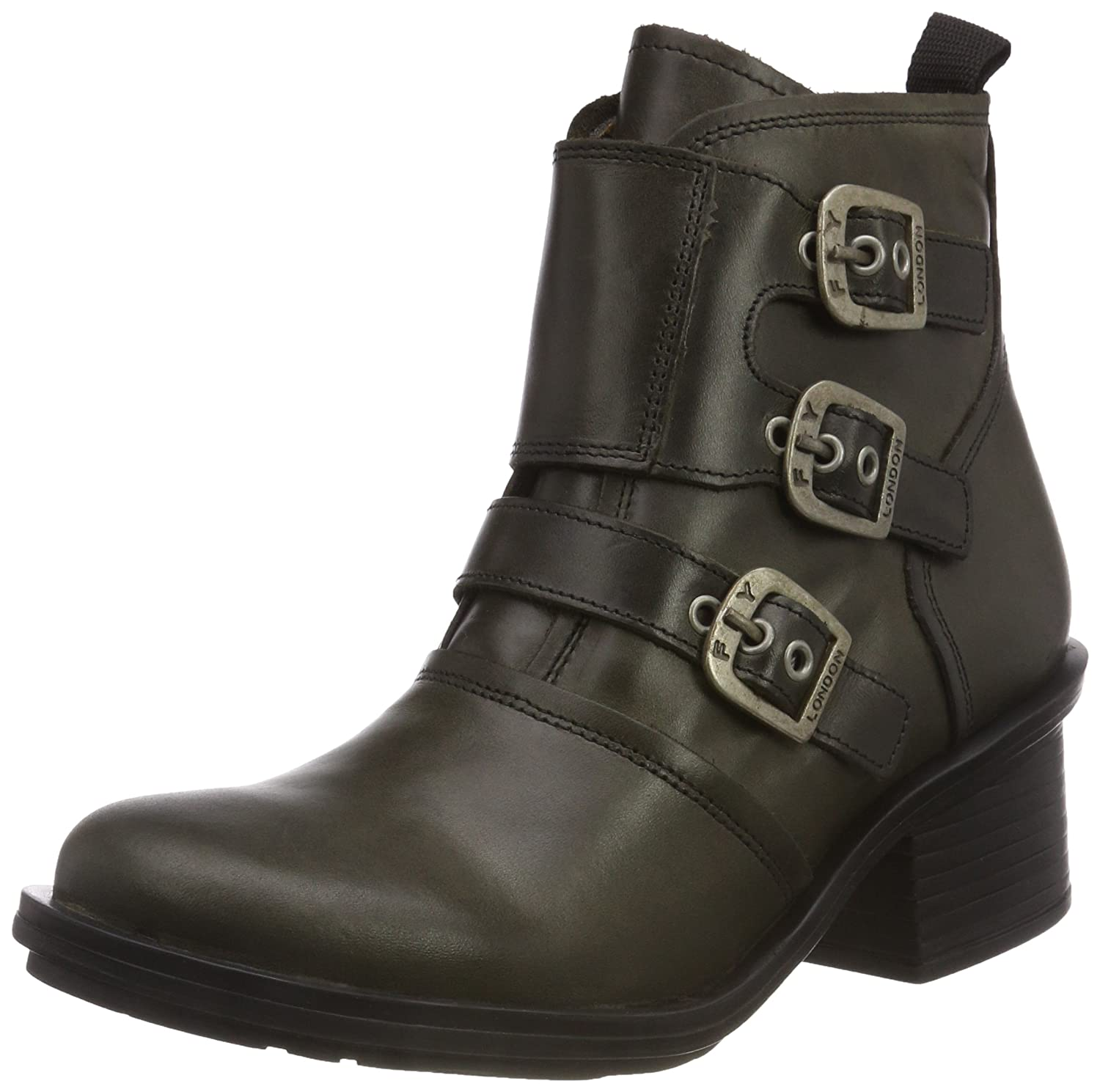 FLY London Damen Crip294fly Kurzschaft Stiefel