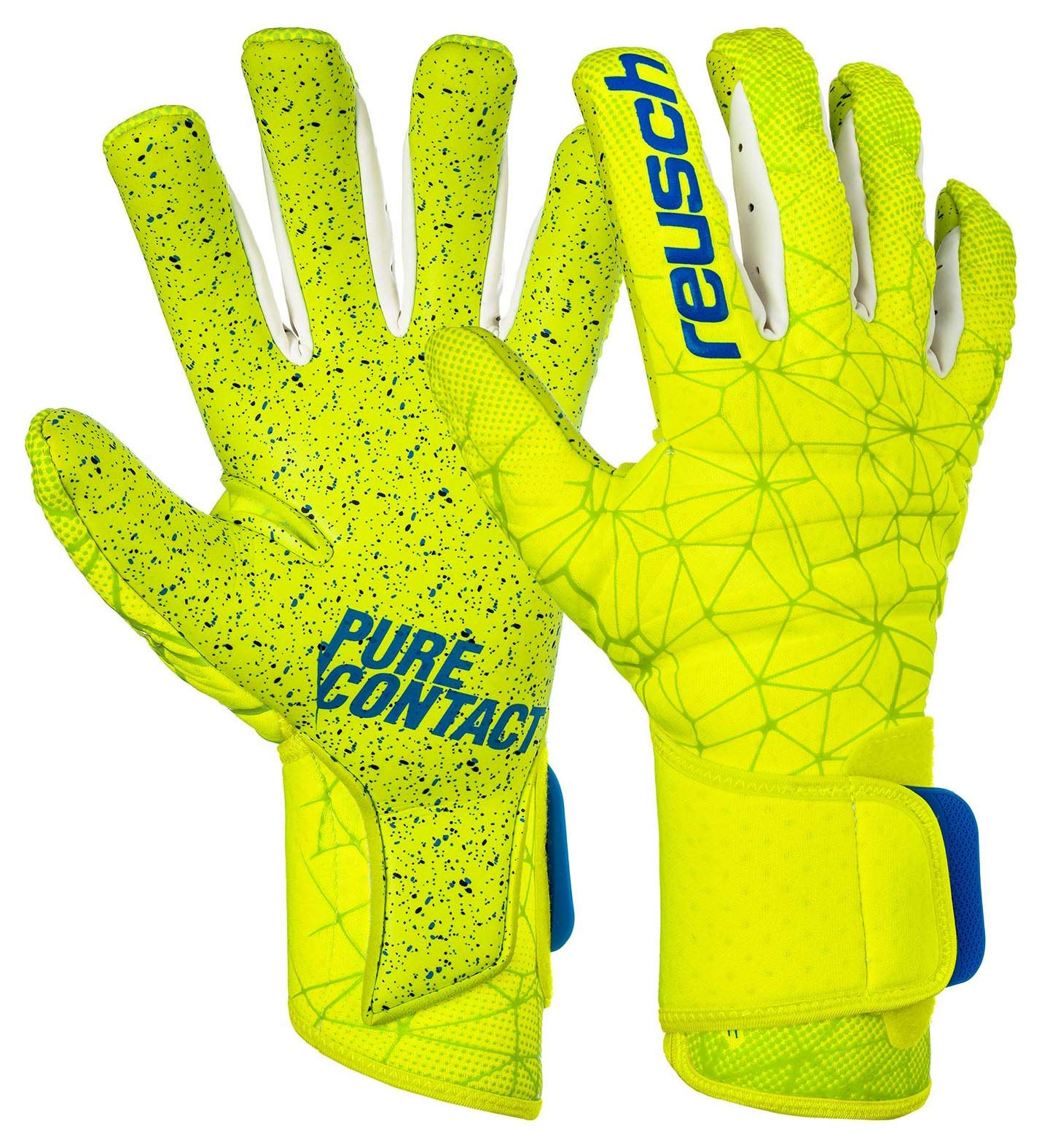Reusch Pure Contact II G3 Fusion Goalkeeper Glove - Size 7