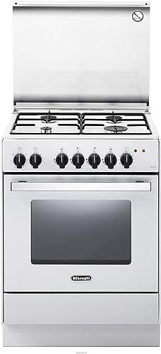 De Longhi DEVW 65 ED - Cocina de gas con horno eléctrico ...