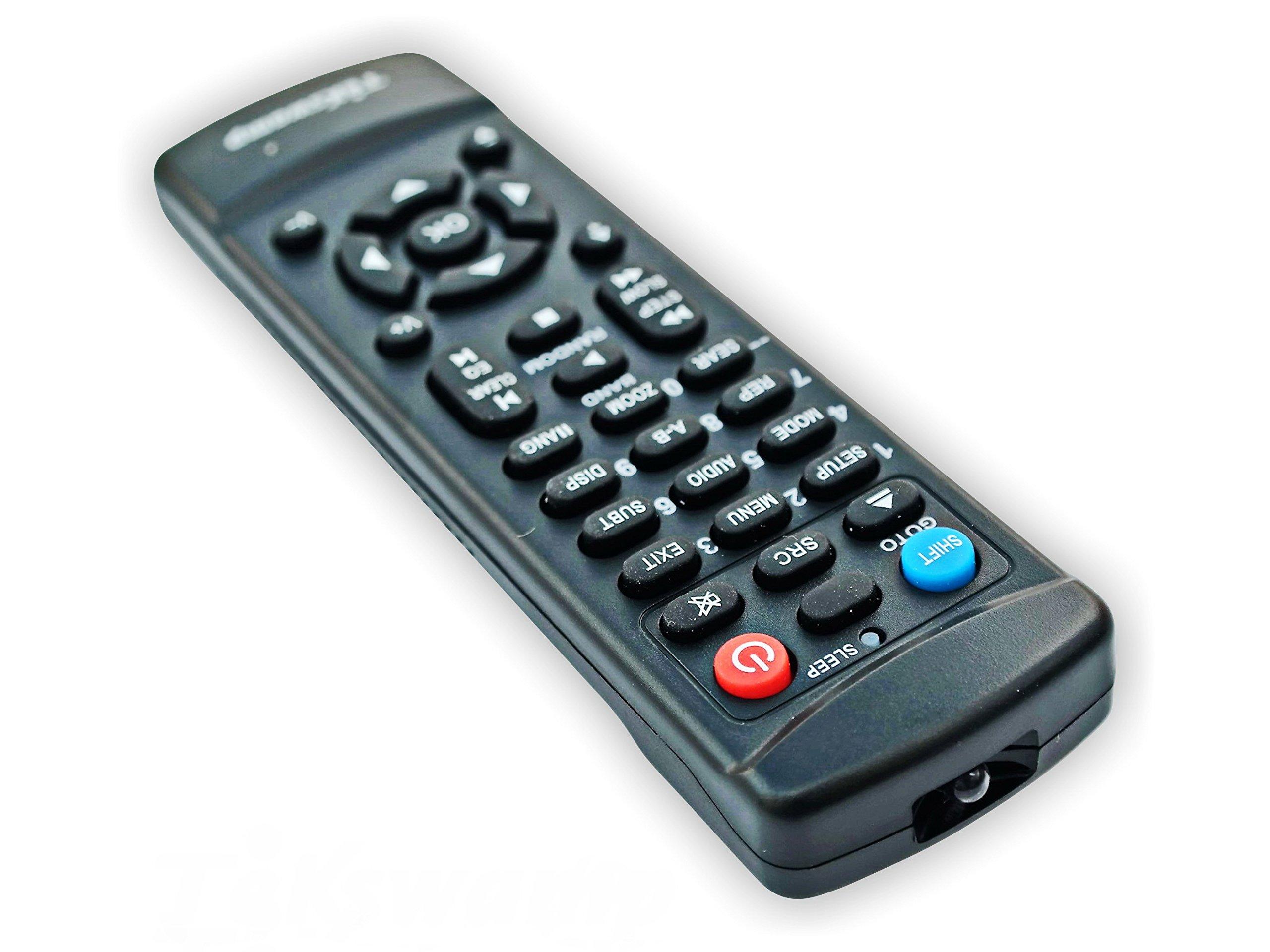 Anthem MRX-700 TeKswamp Remote Control by Tekswamp (Image #3)