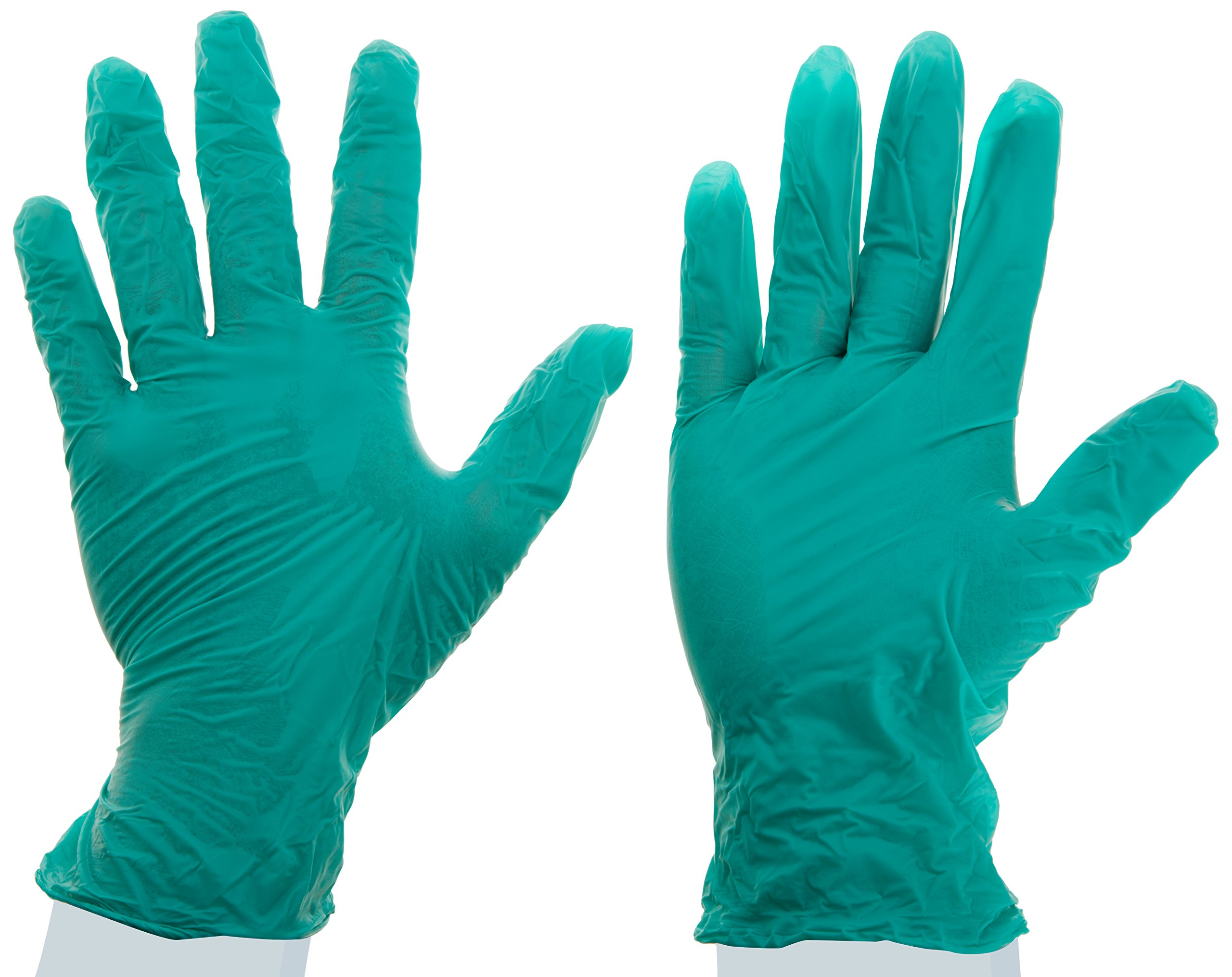 High Five Aloe Flex V513 Series V51 Vinyl Disposable Glove, Large (Case of 10) by High Five