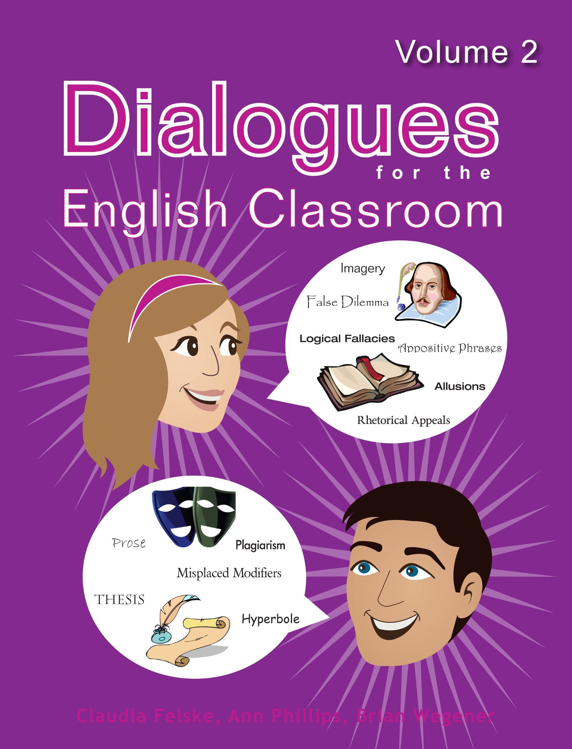 Read Online Dialogues for the English Classroom: Volume 2 pdf epub