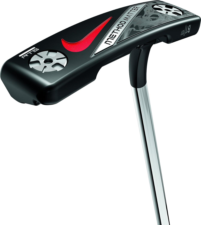 Arreglo oficina postal confirmar  Amazon.com : Nike Method Matter Putter Right 33 B1-07 GP0200-001 : Sports &  Outdoors