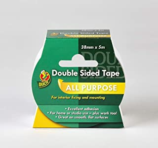 3XDuck Double Sided Interior Tape - 38 mm x 5 m Shurtape