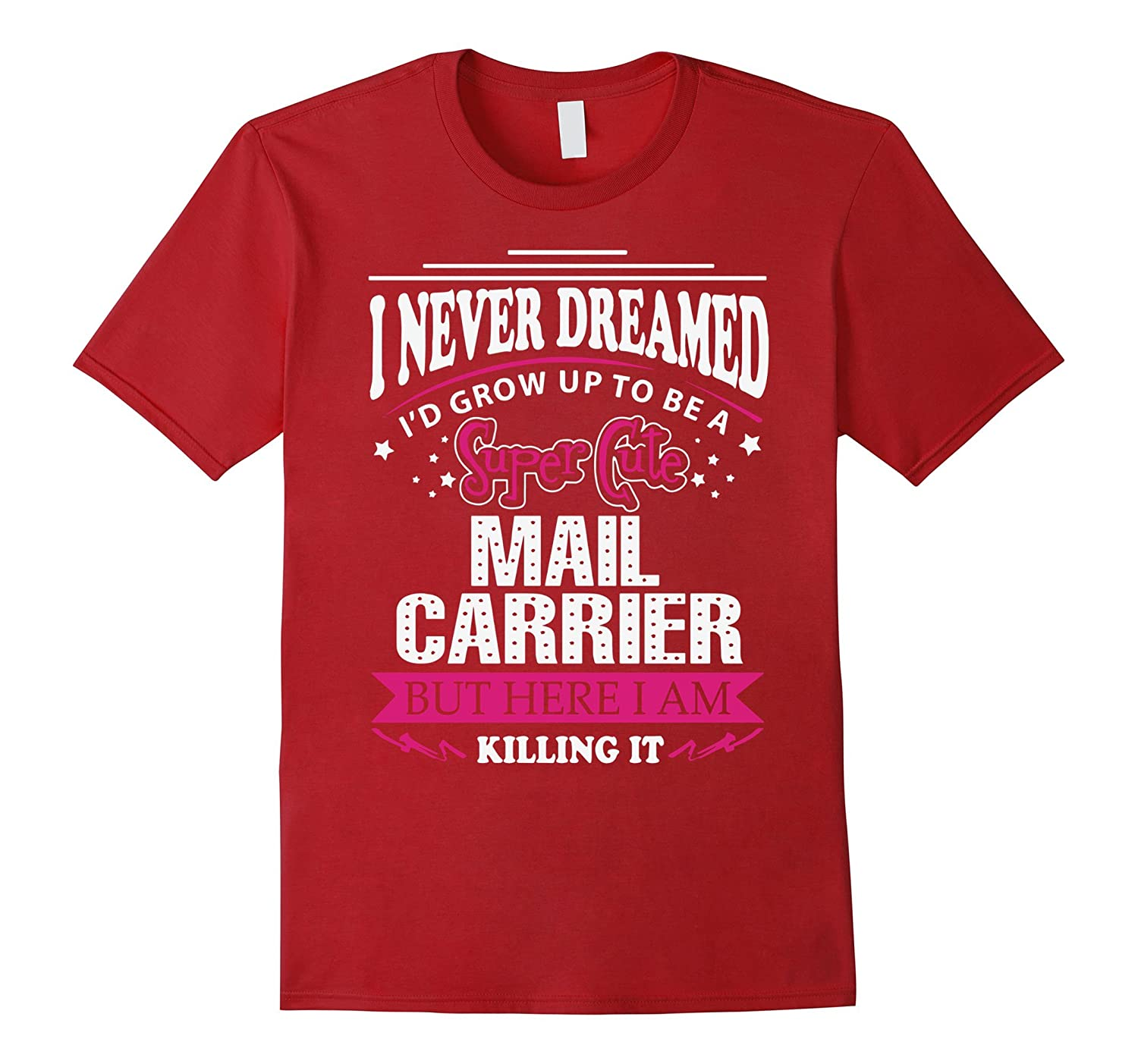 Mail Carrier T-Shirt-TJ