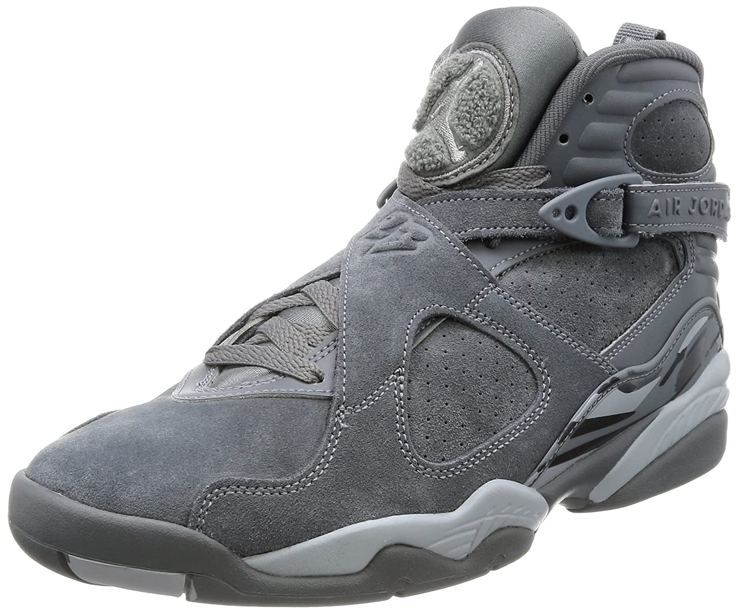 low priced ae020 667ce Amazon.com   Air Jordan 8 Retro - 305381 014   Basketball