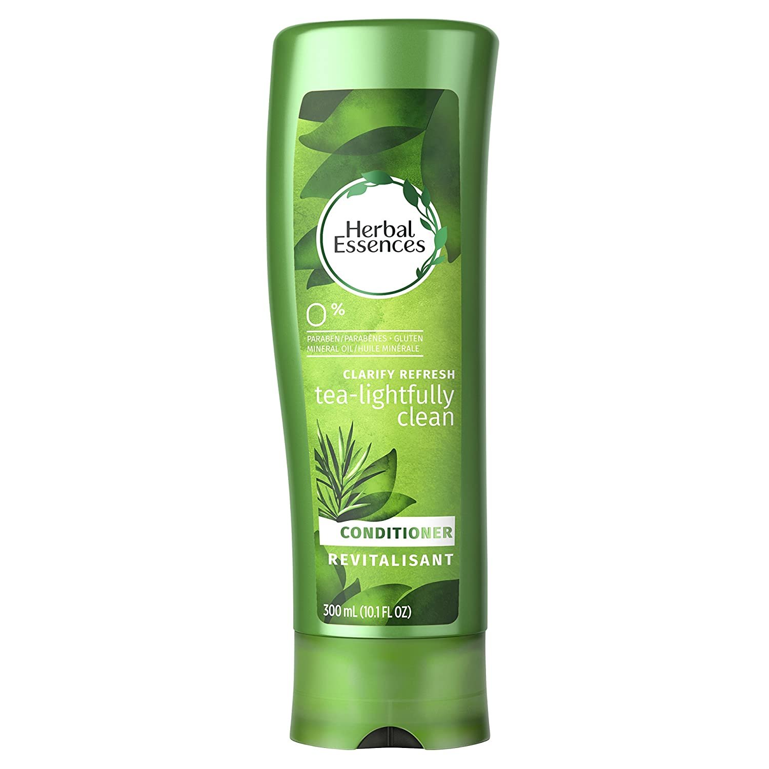 Herbal Essences Tea-lightfully Clean Refreshing Conditioner, Tea Tree Essences 300 mL (Packaging may vary) NA