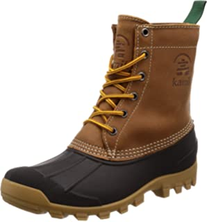 c629499d484 Amazon.com | Kamik Men's Yukon 6 Dark Brown Boot 8 D (M) | Boots