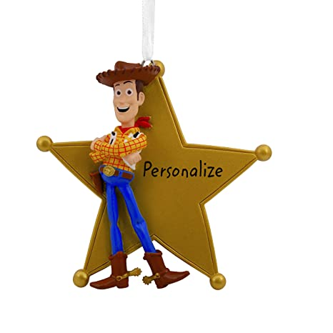 Toy Story Christmas Ornaments.Amazon Com Hallmark Christmas Ornaments Disney Pixar Toy