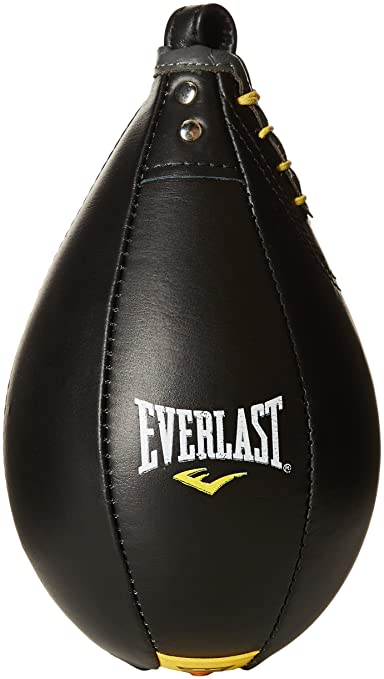 4 opinioni per Everlast Elite- Punchingball in pelle