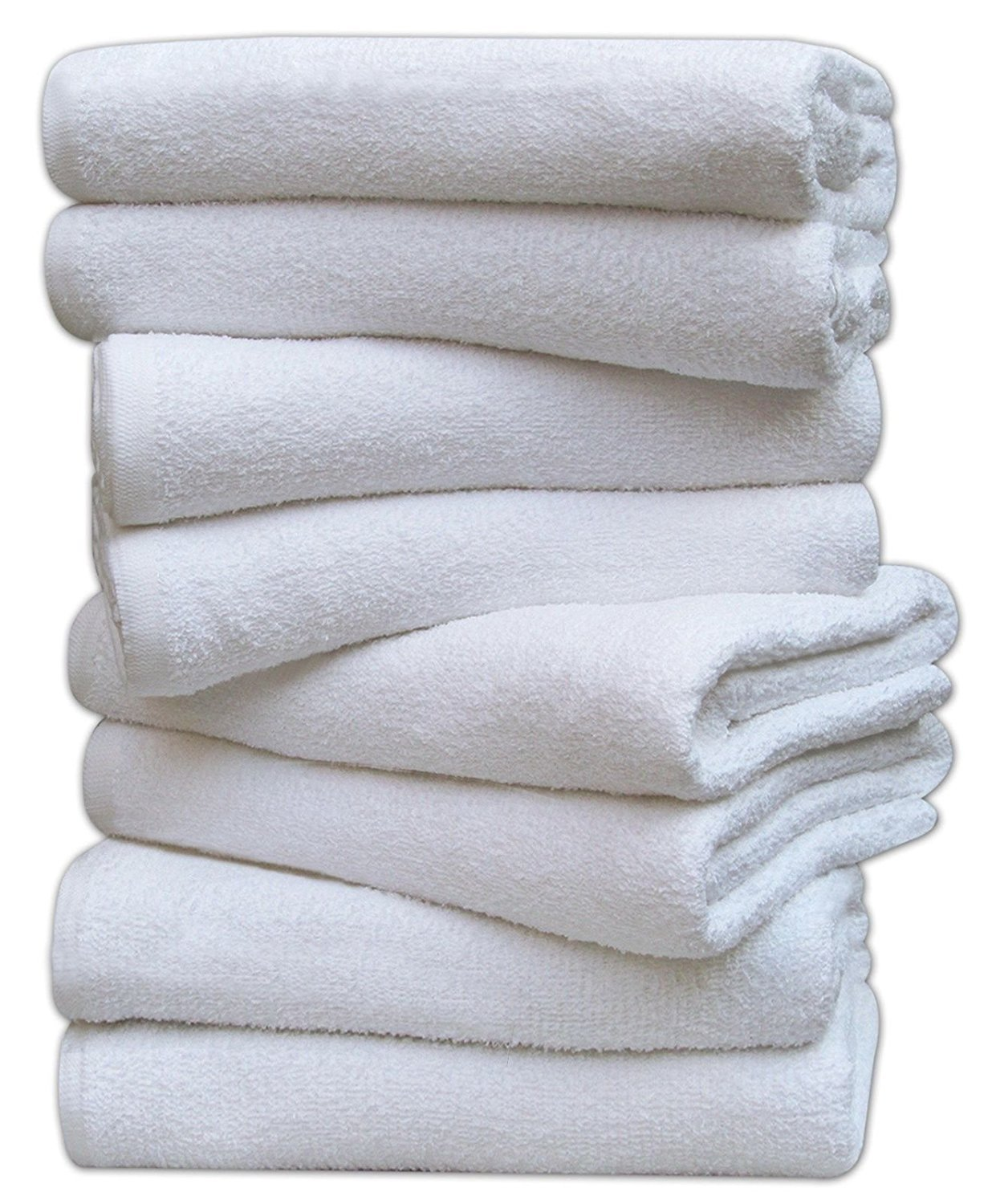 Pack of 6 DARLING Premium Quality Soft Baby Terry Towelling Nappies 100/% Cotton 60x60xm