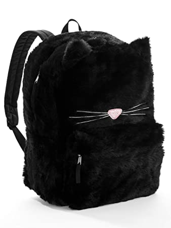 d6044b40d08a23 Amazon.com | PURRFECT FUR BACKPACK fuzzy plush backpack | Kids' Backpacks