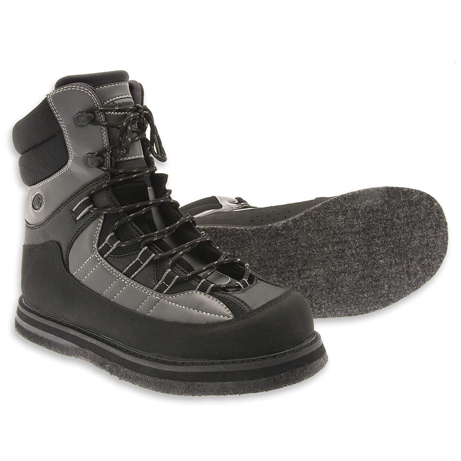 Kinetic Herren Herren Herren G2 High-Top, Schwarz Grau, 40 41 EU 1e6d87