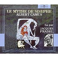 Albert Camus: Gallimard -  Le Mythe de Sisyphe [CD + Book]