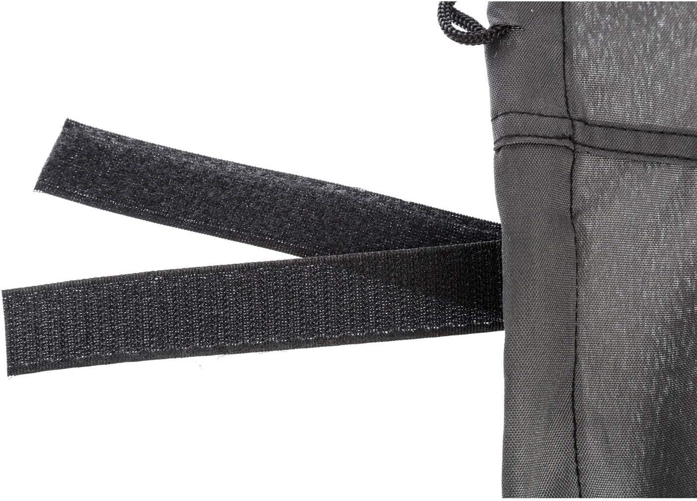 Housse de bar L 180 cm x P 110 cm x H 120 cm Polyester Gris