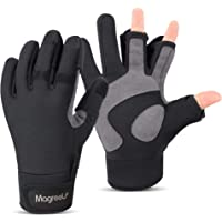 Fishing Gloves Single Finger Protector Fishermen Non-Slip Glove Sea AccessorWP5