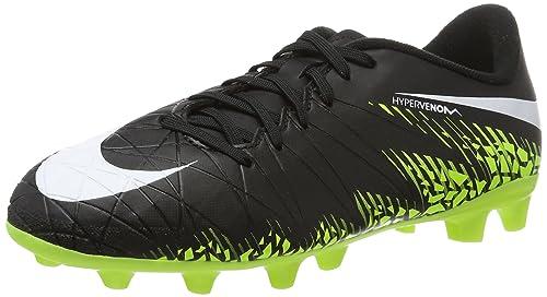 720bef7afe70 NIKE Unisex Kids  Hypervenom Phelon Ii Ag Football Boots