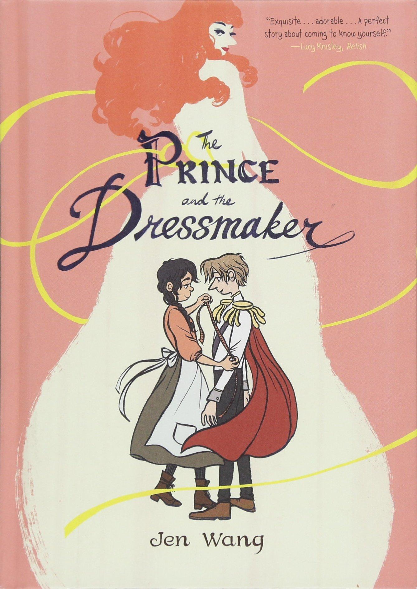 PRINCE & DRESSMAKER HC: Amazon.es: Wang, Jen: Libros en idiomas extranjeros