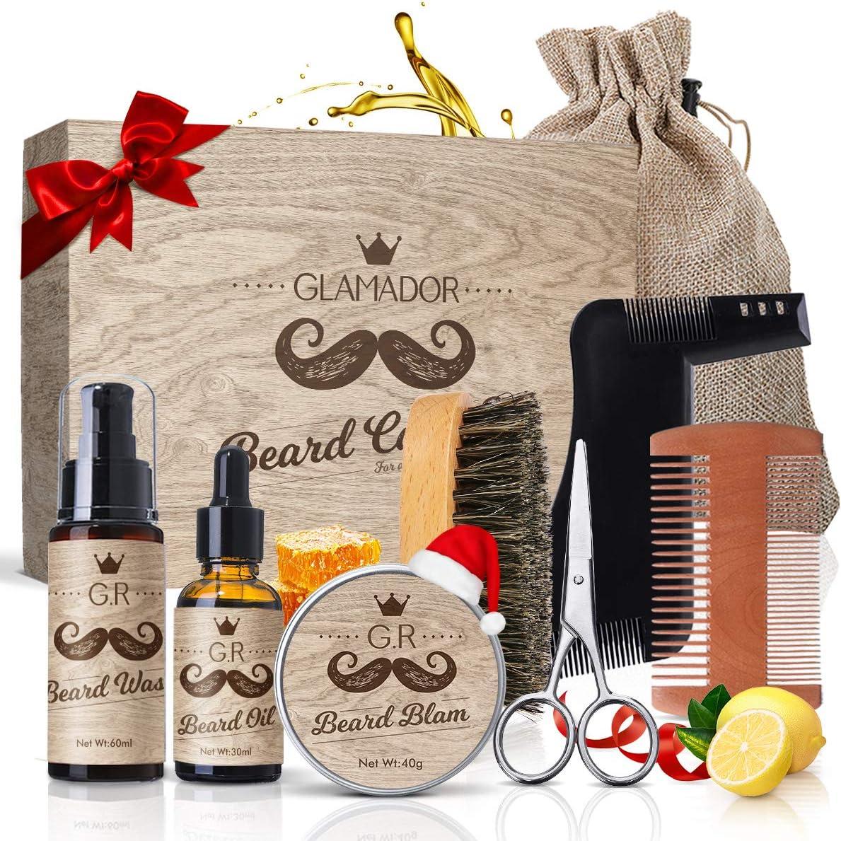 black friday regalo hombre kit cuidado barba