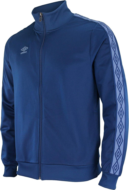 Umbro Men's Double Diamond Track Jacket, Color Options: Clothing